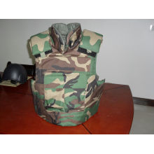 Colete à prova de NIJ IV de alavanca para militares