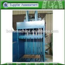 máquina de prensa de lana