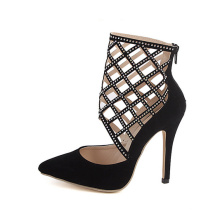 Mode High Heel Damen Pumps Schuhe (Y 29)