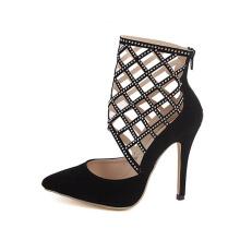 Zapatos de mujer de tacón alto de moda (Y 29)