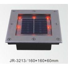 Lumière solaire de brique, solaire métro léger pour square, parc