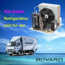 refrigeration parts r22 r404a boyang small refrigeration unit for trucks split condensing unit