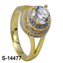 Горячее продавая кольцо женщин Zirconia стерлингового серебра 925 (S-14477)
