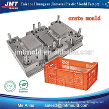 commodity product plastic injection crate mold
