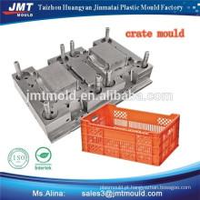 molde de caixa de injeção plástica de produtos de commodities