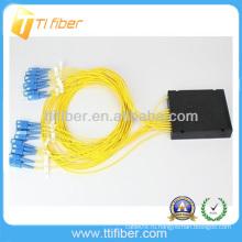 Оптоволоконный разветвитель / ответвитель Singlemode 1x16 с разъемом SC