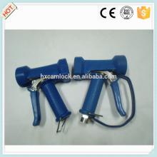 Pistola de agua de uso pesado de latón de cubierta azul