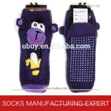 Chaussettes en sol 3D avec anti-glissement (UBUY-158)