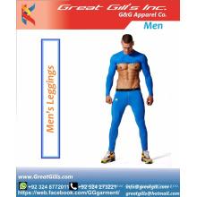 Sport Legging Herren Compression Wear Sport Laufhose