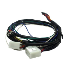 Wire harness With Switch