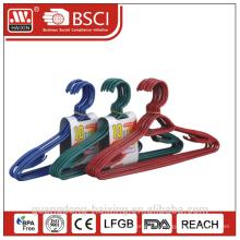 Восстановленный пластиковые вешалки (10 шт)