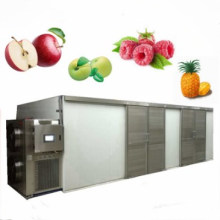 WKS Heat Pump Dryer Industrial Fruit Dehydrator Banana Drying Machine