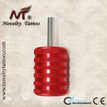N301004-35mm tatuaje rojo de aleación de aluminio aleación tatuaje máquina tubos