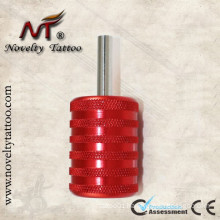 N301004-35mm Tattoo Red Grip Aluminum Alloy Tattoo Machine Tubes