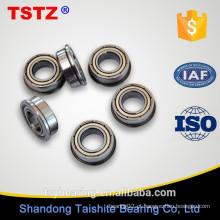 China Bearing Fabricante de alta precisão flange rolamento de esferas F682X FL68 / 2.5