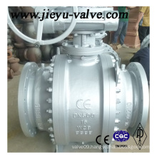 Pn16 Dn350 Floating Ball Valve Manufacturer