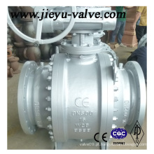 Pn16 Dn350 Válvula de esfera flutuante Fabricante