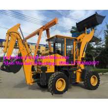 Mesin backhoe loader XCMG 70kw Euro II / III
