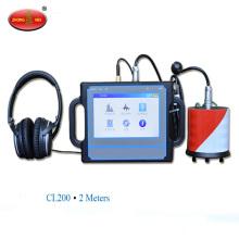 Detector de vazamento de água ultrassônico protable CL200