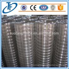 Fabricación profesional de malla de alambre soldada galvanizada