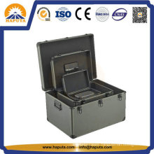 Safe Aluminum Case for Storage with 3 Locks (HW-2000)