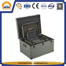 Безопасного алюминиевый корпус для хранения с 3 замки (HW-2000)