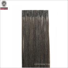 Prebonded Silk Straight Natural Long 20inch Remy Human Virgin Hair Extension I Tip Hair