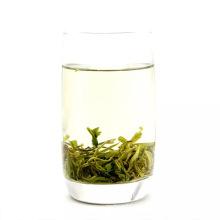 huangshan songluo chá verde embalado em pote de porcelana