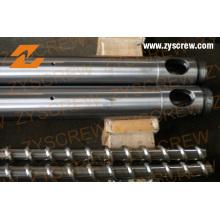 Extrudeuse monovis baril pour ligne d'Extrusion