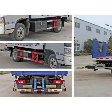 Guaranteed 100% FOTON Flatbed Tow Truck