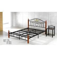 Дешевые Современные Сильные Популярные Стальные Кровать (B-508 #)