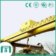 Pont roulant magnétique d'une capacité de 5 tonnes à 32 tonnes