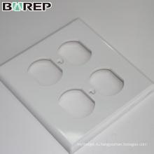 Оптовая пользовательские 20А 125В УЗО переключатель стены пластины