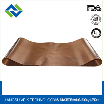 Provent Products and Packs Stick to Belts ptfe coated fabric