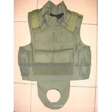 Equipos de protección anti antidisturbios traje a prueba de balas chaleco (hy-ba014)