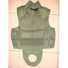 Protection Equipment Anti Riot Control Bulletproof Suit Vest (HY-BA014)
