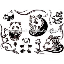 custom cheap promotional kids water transfer body temporary tattoo stickers