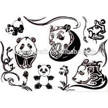 Personalizado, barato, promocional, crianças, água, transferência, corpo, temporário, tatuagem, adesivos