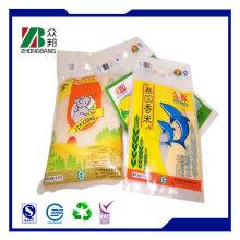 20kg Pet PP Rice Bag Colorful Printing