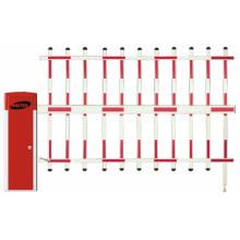 Sistema de barreira de portão de estacionamento
