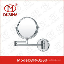Double Side Wall Mounted Round Cosmetic Mirror