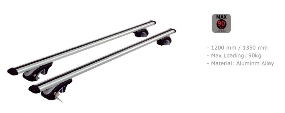 Roof Rack Cross Bar Specification