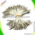 white color barbed rope for gift bag