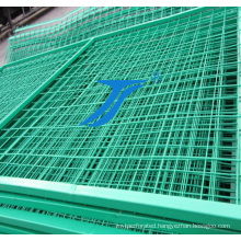 China Welded Wire Mesh Fence for Airport, Highway, Sportland