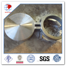 A182 F304 stainless B16.48 Spectacle Blind Flange
