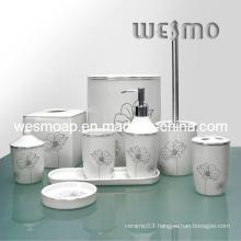 Top-Grade Porcelain Bath Coordinates (WBC0576B)