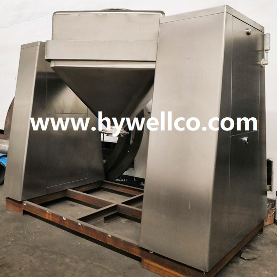 HF powder mixing machine