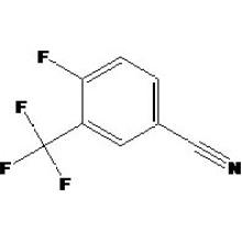 4-Fluoro-3- (trifluorométhyl) benzonitrile N ° CAS 67515-59-7