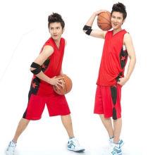 2016 Großhandelsfabrik-kundenspezifische Basketball-Team-Uniformen