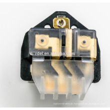 Taller type UK plug inserts 13A 3A BS approval/ UK Plug Insert